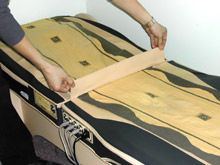 migun canada thermal jade massage bed. Black Bedroom Furniture Sets. Home Design Ideas